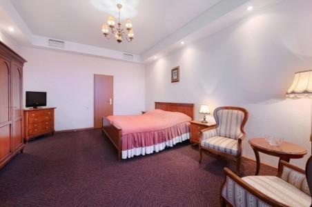 Apartament Luxury 2-местный 2-комнатный, фото 2