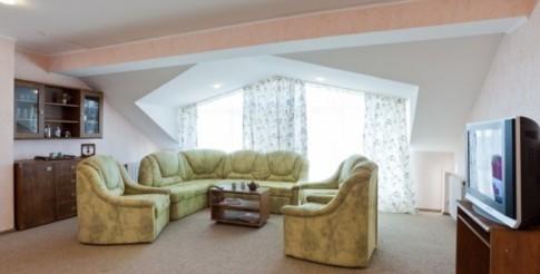 Люкс Коттедж 2-местный 2-уровневый , фото 4