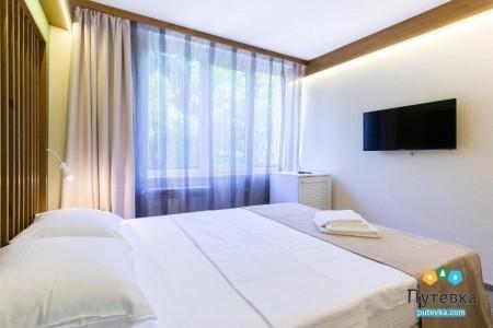 Стандарт 1-местный 1-комнатный, фото 2