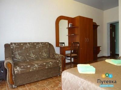 Стандартный 3-местный 1-комнатный с доп.местом, фото 3