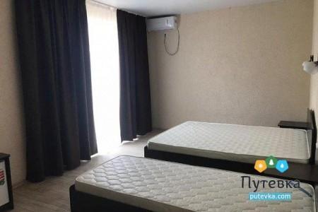 Стандартный 3-местный 2-комнатный, фото 1