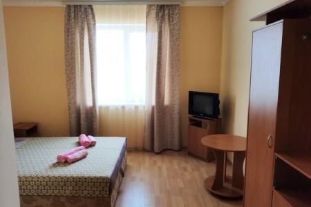 Стандарт 2-местный с двуспальной кроватью, фото 2