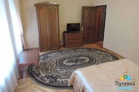 Люкс 2-местный 3-комнатный(5,214), фото 2
