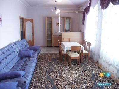 Люкс ЮЖНЫЙ 2-местный 2-комнатный
