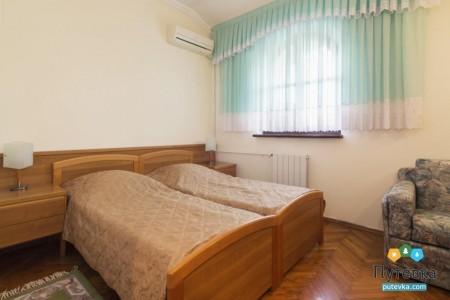 2 категория 2 местный 2 комнатный (2К2м2к2), фото 1