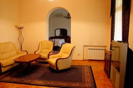 Апартамент 2-местный 3-комнатный, фото 2