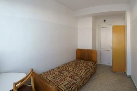 Эконом 1-местный с удобствами на этаже (корпус Климатопавильон), фото 1