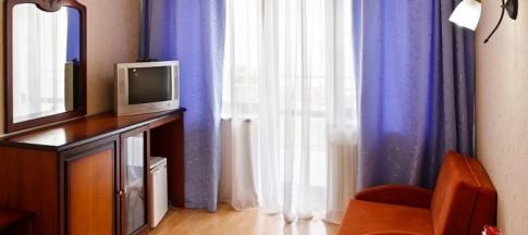 Стандарт 1-местный (без балкона), фото 2