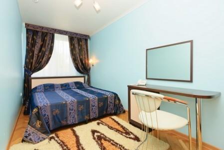 Улучшенный 2-местный 2-комнатный (без лоджии), фото 1