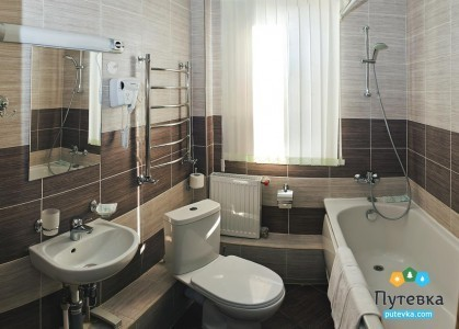 Апартаменты 2-местный 2-комнатный с кухней, фото 5
