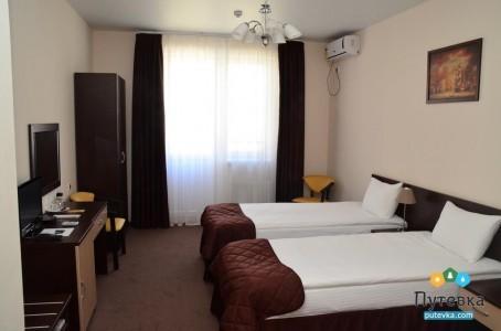 Стандарт 2-местный DBL/TWIN+extra bed, фото 1