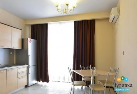 Апартаменты 2-местный с кухней, фото 3