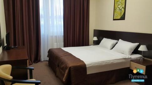 Стандарт 2-местный 2-комнатный (ех. Комфорт), фото 1