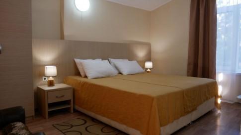 Номер 3-местный 2-комнатный с видом на море, фото 1