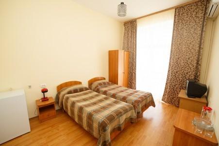Номер 2-местный 1-комнатный, фото 1