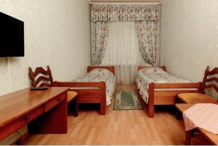 Джуниор сюит 3-местный 2-комнатный, фото 2