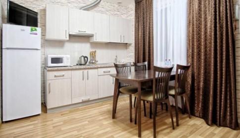 Апартаменты 2-местные 2-комнатные, фото 5