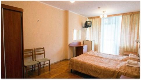 Стандарт семейный 2-местный 2-комнатный (блок), фото 3