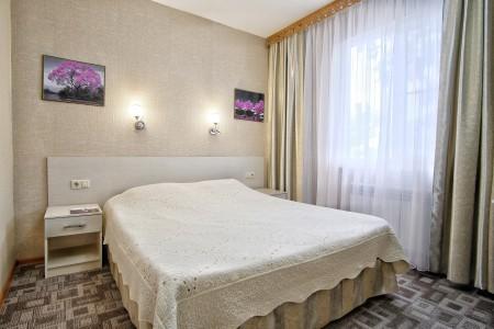 Апартаменты 2-местные 2-комнатные, фото 1