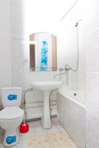 Блок 4-местный 2-комнатный с частичными удобства, фото 3
