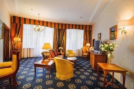Апартамент Князь Лев Голицын 2-местный 3-комнатный, фото 2