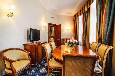 Апартамент Князь Лев Голицын 2-местный 3-комнатный, фото 3
