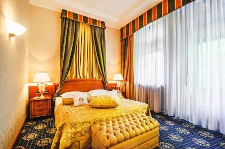 Апартамент Князь Лев Голицын 2-местный 3-комнатный, фото 1