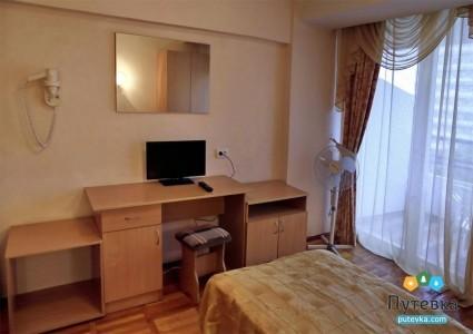 Стандартный 2-местный 1-комнатный с КД корпус 2, фото 5