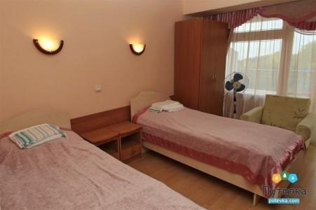 Стандартный 2-местный 1-комнатный с КД корпус 2, фото 6