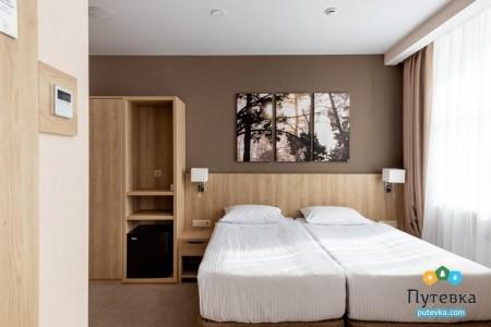 Стандартный 2-местный 1-комнатный , фото 2