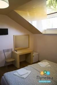 Мансардный 2-местный 1-комнатный , фото 3