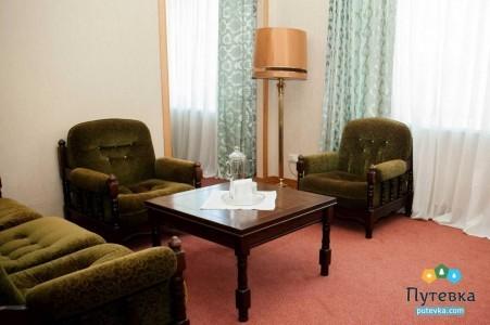 Junior Suite 2-местный 2-комнатный IIкорпус, фото 2
