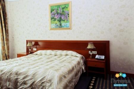 Люкс 2-х местный 2-х комнатный(Главный корпус), фото 1