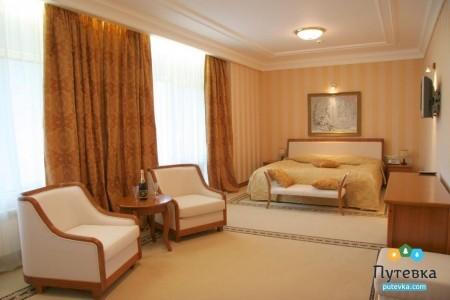 Suit  2-местный 3-комнатный, фото 1