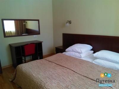 Junior Suite 2-местный 2-комнатный корпус№1, фото 1