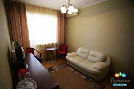 Junior Suite 2-местный 2-комнатный корпус№1, фото 3