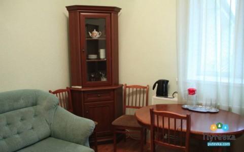 Junior Suite 2-местный 2-комнатный корпус№2, фото 2