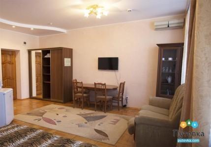 Студия 2-местный корпус №2, фото 2