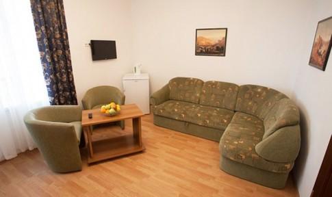 Delux 4-местный 2-комнатный корпус 2, фото 3