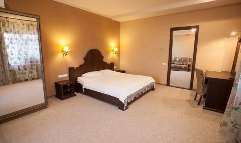 Lux COMFORT 4-местный 2-комнатный корпус 1, фото 1