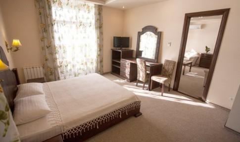 Lux PREMIUM 4-местный 2-комнатный корпус 1, фото 2