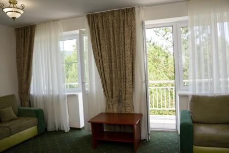Люкс 2-местный 2-комнатный (Парус-3), фото 3