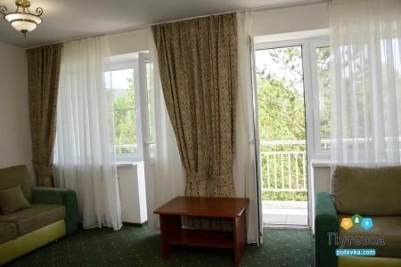 Улучшенный 2 местный 2 комнатный 1 категории (Парус-3), фото 3