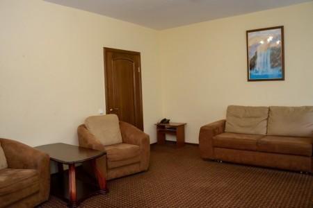 Улучшенный 2 местный 2 комнатный (Дача 4), фото 4