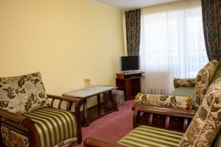 Улучшенный 2 местный 2 комнатный 1 категории (Парус 1), фото 1