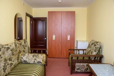 Улучшенный 2 местный 2 комнатный 1 категории (Парус 1), фото 2