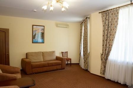 Улучшенный 2 местный 2 комнатный (Дача 9), фото 2