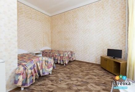 Стандарт 2-местный 1-комнатный (кондиционер), фото 1