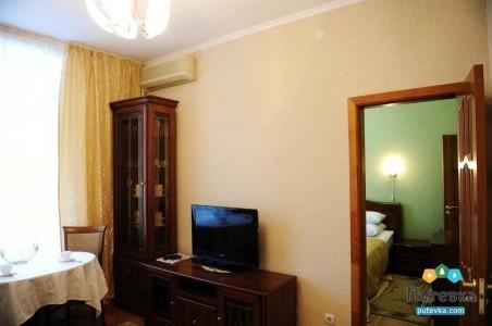 Junior Suite 2-местный 2-комнатный, фото 1
