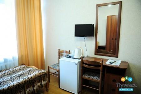 Стандарт место с подселеним в 2-местном 1-комнатном стандарте (2-5 этажи) , фото 2